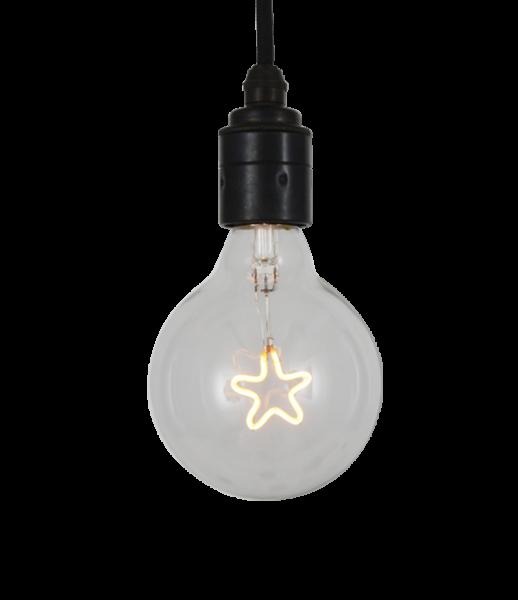 LED G95 Stella 2.5W E27