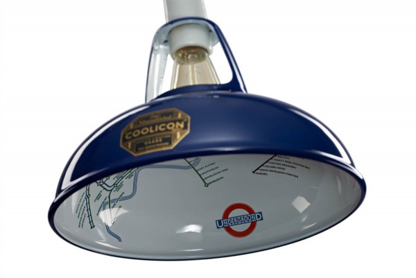 Coolicon Lighting Underground Edition Royal Blue