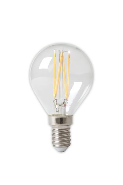 LED Filament Spherical Lamp klar 3.5W E14 | Calex