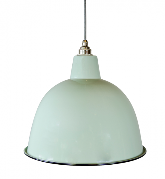 Emaille XL Dome - Mint