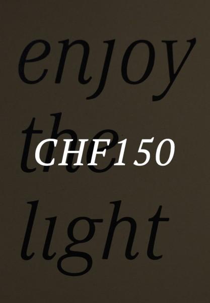 Gutschein CHF150