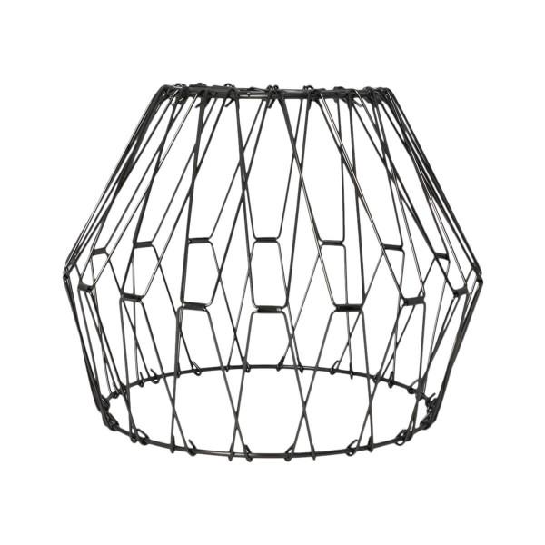 Flex Cage L Lampenschirm Kupfer von Konigs