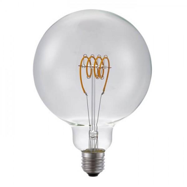 LED G125 Flex TR klar 4.5W 190lm E27