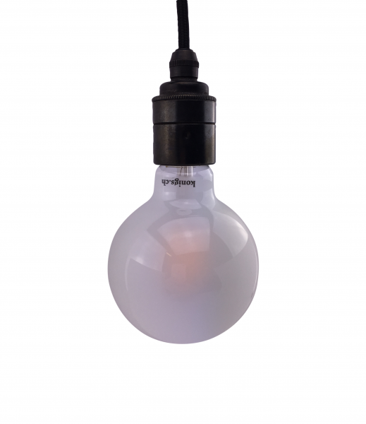LED Globe G95 Frosted 5.5W E27
