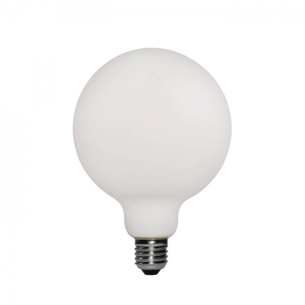 LED Porzellan G125 6W E27 | Daylight Italia
