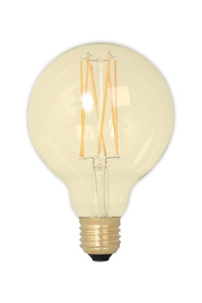 LED Filament G95 Gold E27 Calex