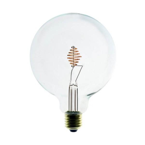 LED Spiral G125 klar