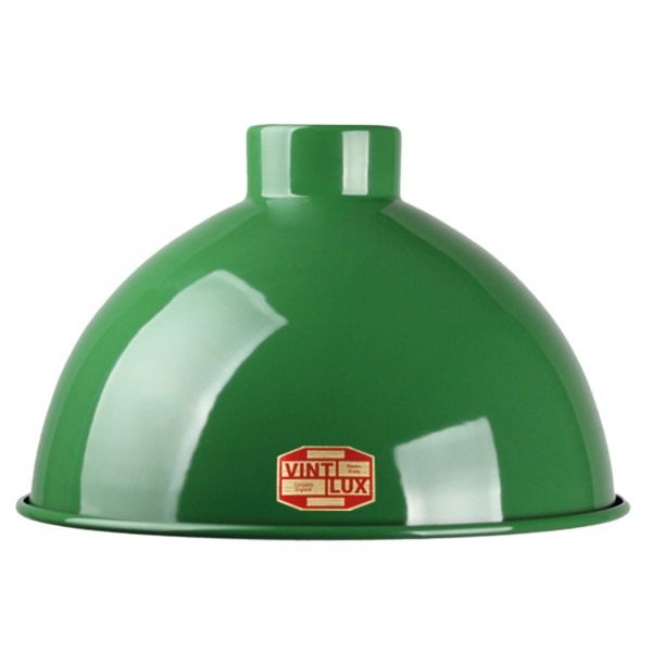 Lampenschirm Dome Rural Green | Vintlux