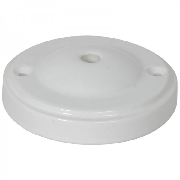 Keramik-Baldachin weiss Konigs