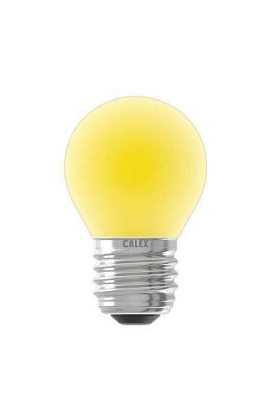 LED Filament Ball Lamp gelb 1W E27 | Calex