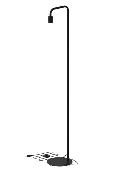 Stehlampe U-Line schwarz gross E27