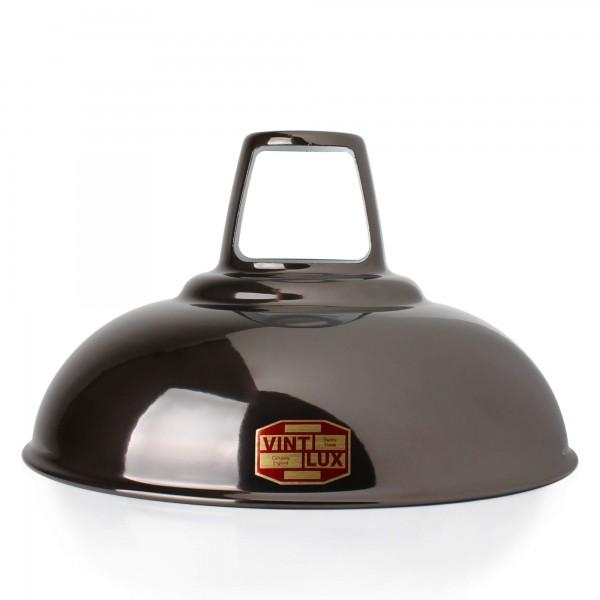 Lampenschirm 1922 Antique Pewter Vintlux