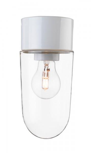 Ifö Electric Classic Stallampe weiss klar