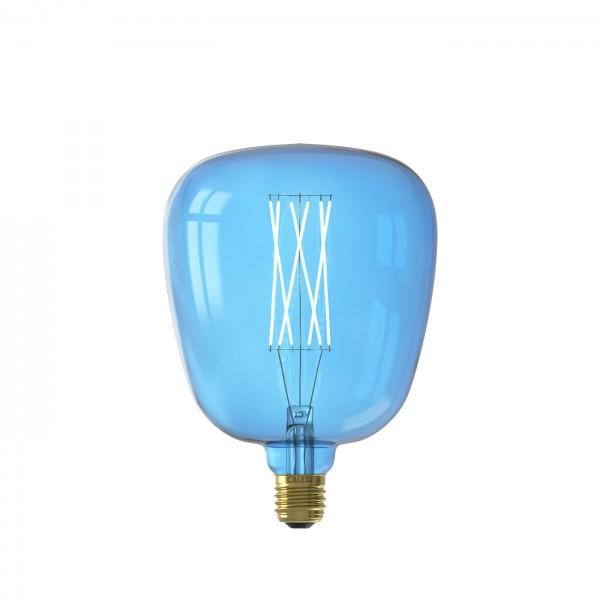 LED Kiruna Sapphire Blue 4W E27 150lm 2200K | Calex