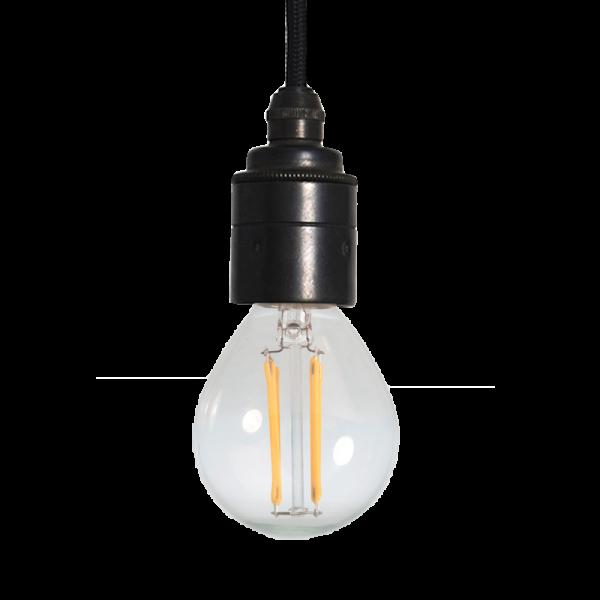 LED Filament Spherical Lamp 3.5W E27 | Calex