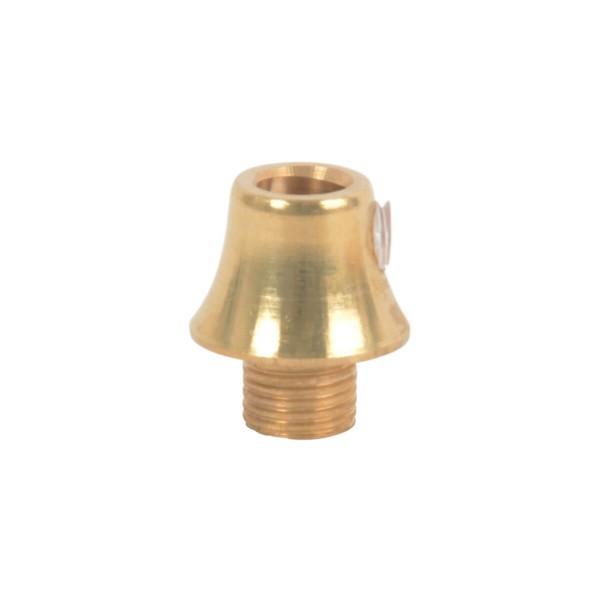 Zugentlaster Konkav Brass