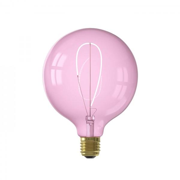 LED Nora Quartz Pink G125 4W E27 | Calex
