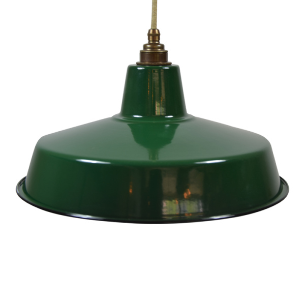 Emaille Classic Dark- green
