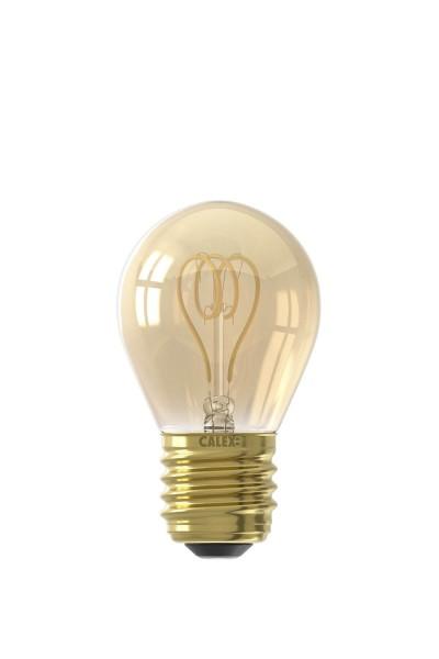 LED Filament Spherical Lamp Gold 4W E27