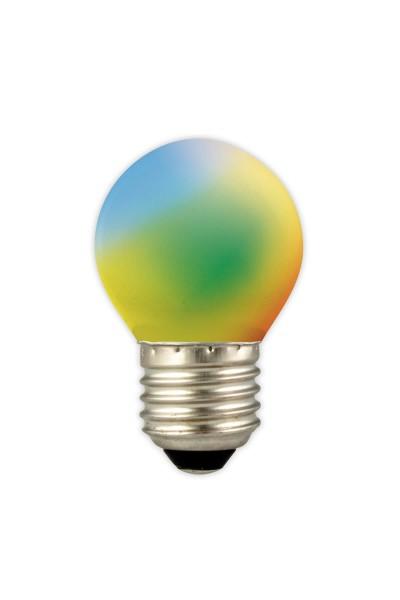 LED-Leuchtmittel farbwechselnd E27