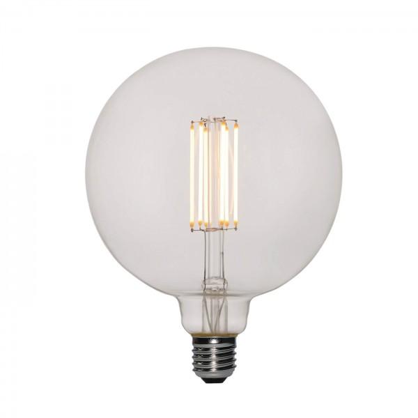 LED Long Filament G155 7W E27 klar   Daylight Italia