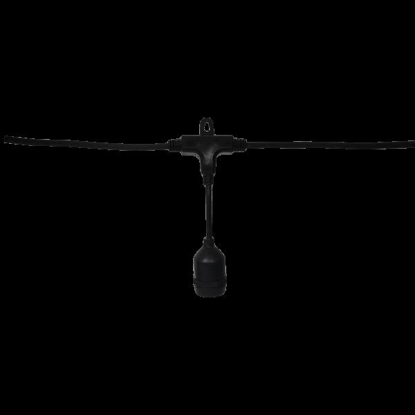 """Konigs Modular Lichterkette """"Swing"""" 10,35m"""