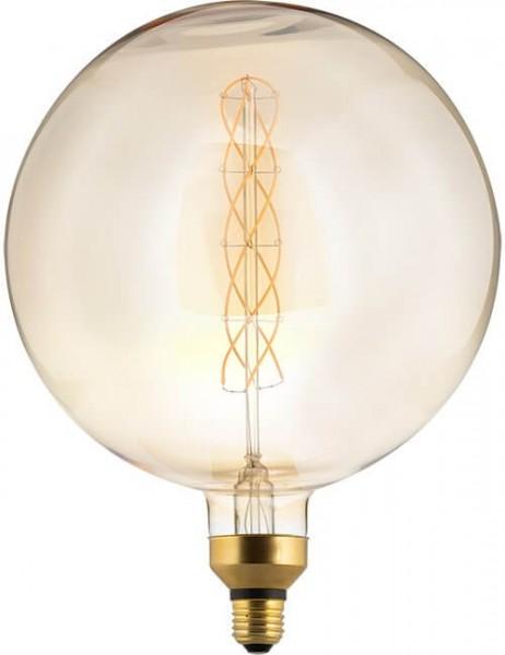LED Filament Flex G300 6W 250lm E27 gold