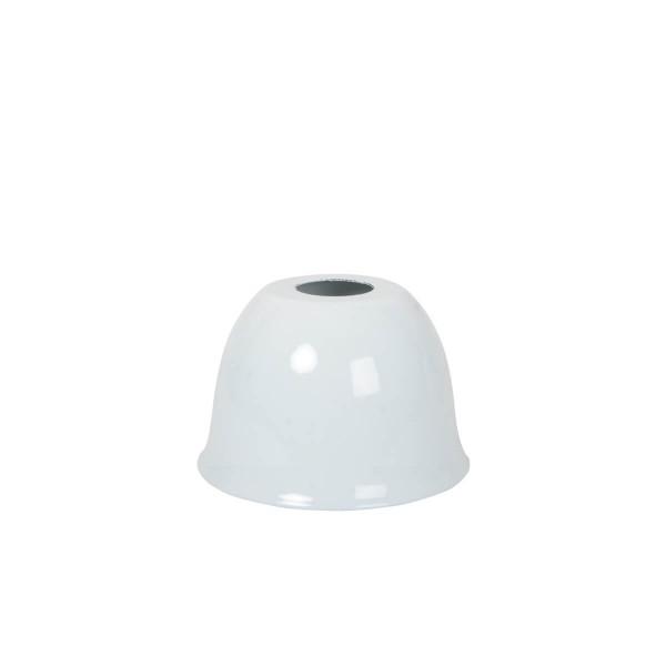 Lampenschirm Dome weiss