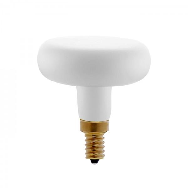 LED Leuchtmittel flach E14 matt