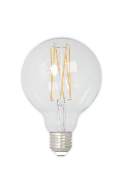 LED Filament G95 Lamp 4W E27