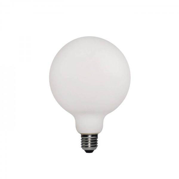 LED Porzellan G95 6W E27 | Daylight Italia