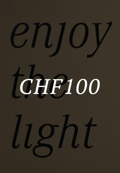 Gutschein CHF100