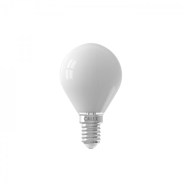 LED Filament Spherical Lamp Softline 3.5W E14   Calex
