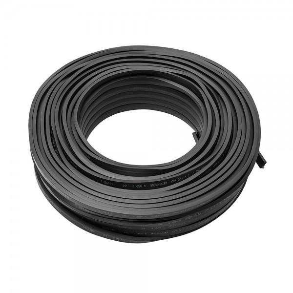 Illu-Flachkabel 2x1.5mm2