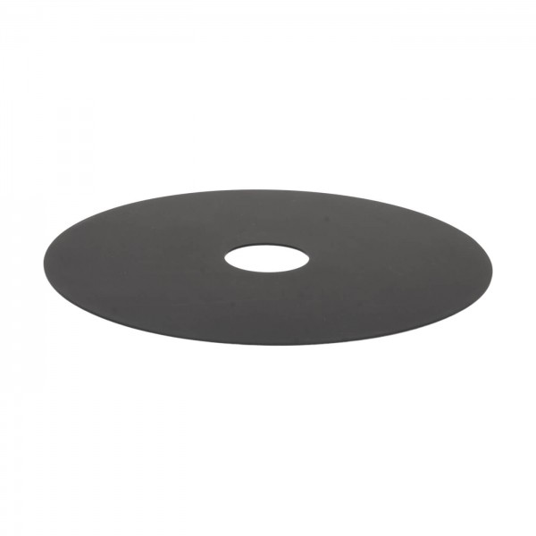 Lampenschirm Disc Bronzed Finish ohne Zubehör