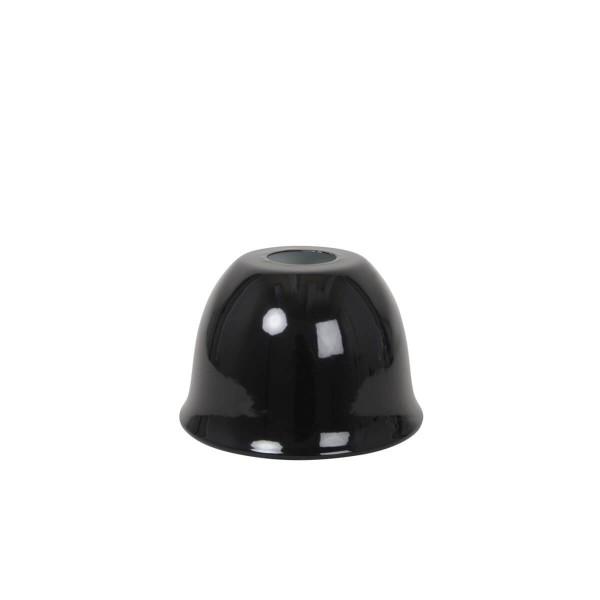 Lampenschirm Dome schwarz