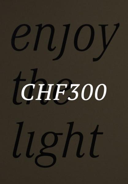 Gutschein CHF300