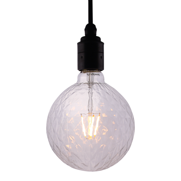 "LED Filament ""Water Ripple"" 3.5W E27"