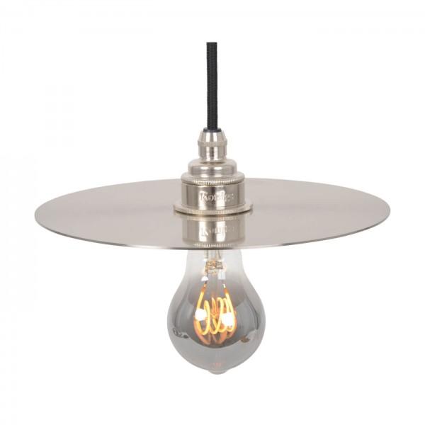Lampenschirm Disc Nickel