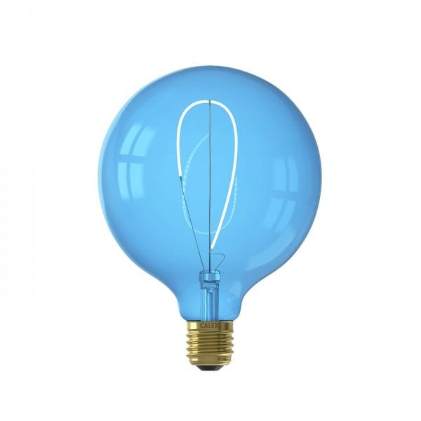 LED Nora Sapphire Blue G125 4W E27