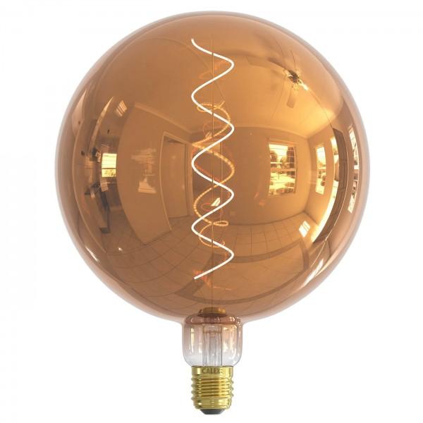 LED XXL Kalmar Metallic Copper 4W E27
