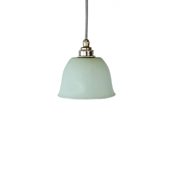 Emaille Dome- Mint