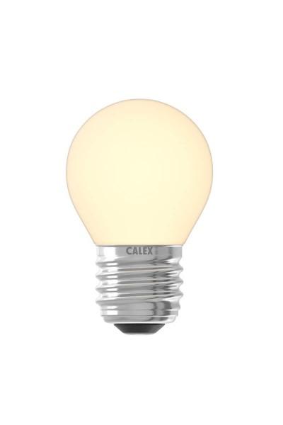 LED Filament Ball Lamp warmweiss 1W E27