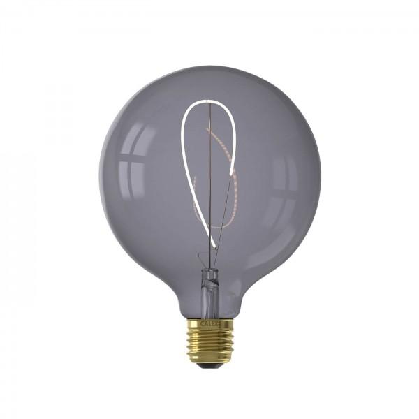 LED Nora Topaz Grey G125 4W E27 | Calex
