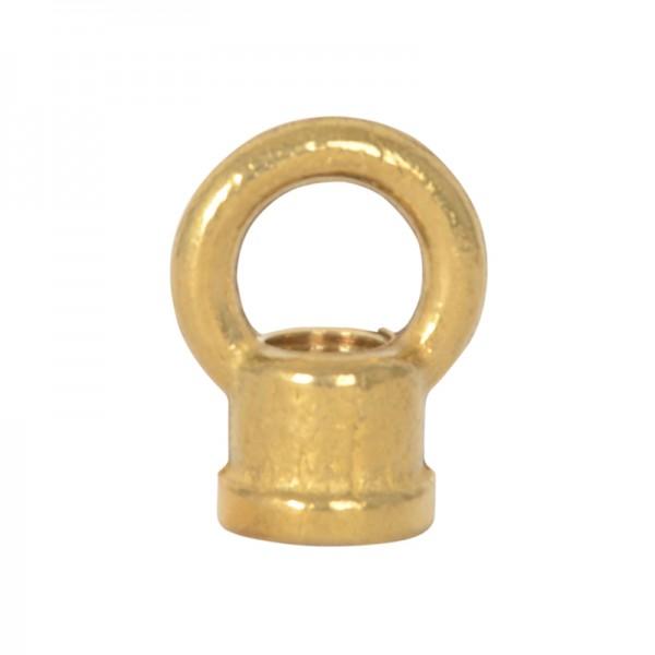 Öse mit Gewinde M10 Brass