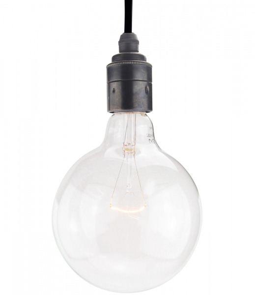 Globe Glühbirne G125 40 Watt E27 clear