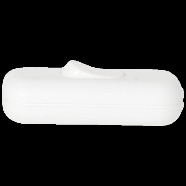 Wippzwischenschalter Kunststoff 3-polig weiss