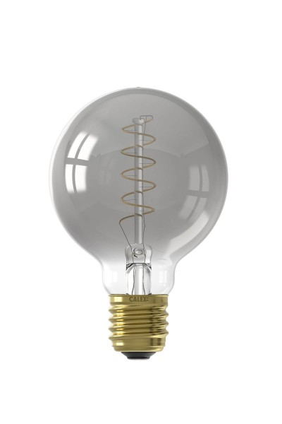 LED Filament G80 Lamp Titanium Helix 4W E27 | Calex