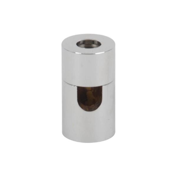 Kabelhalter Zylinder Chrome
