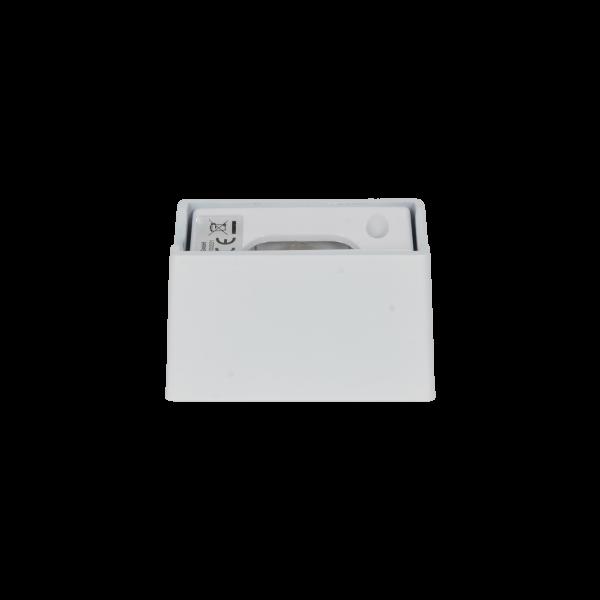 Fassung Linestra S14d Weissmatt